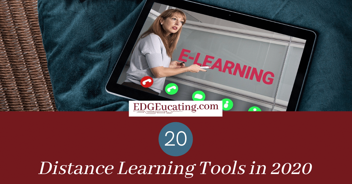 Distance Learning Tools