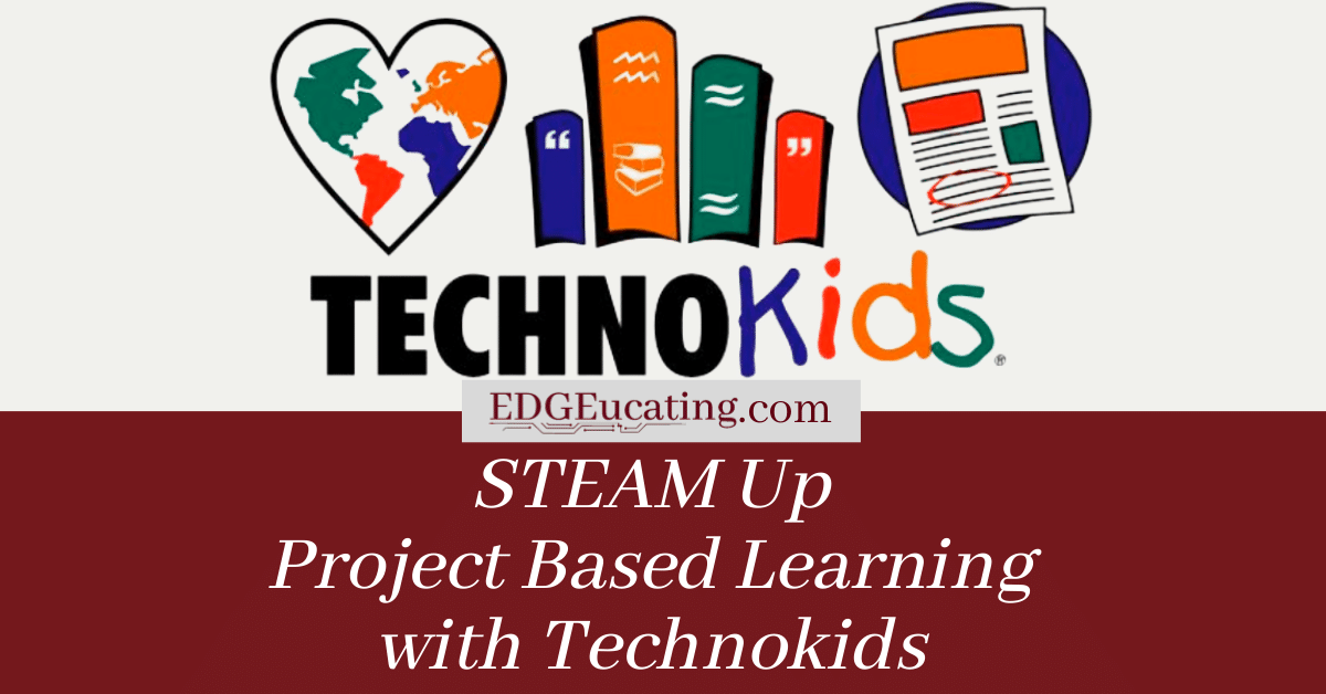 Technokids and how it incorporates project based learning