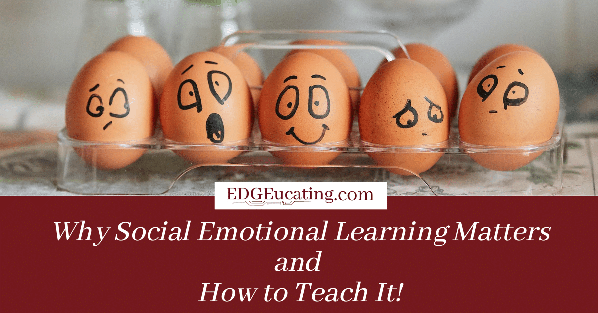 Why social emotional learning matters