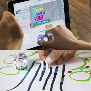 two ways to code ozobot