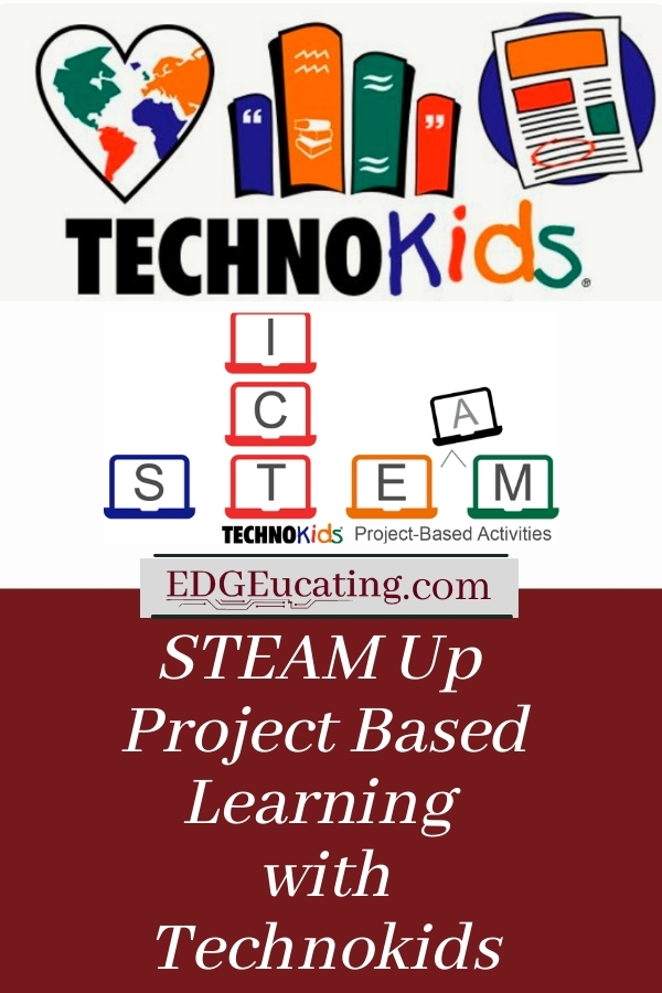 STEAM Up Project Based Learning with Technokids