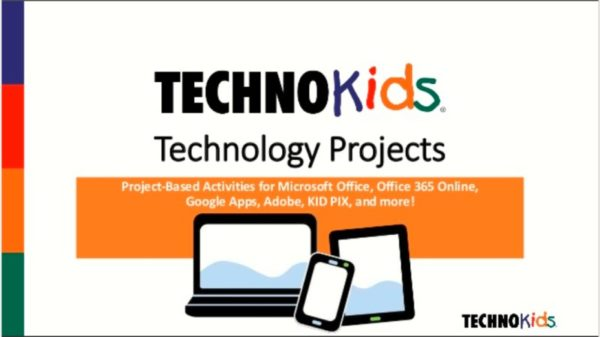 Technokids technology project based learning