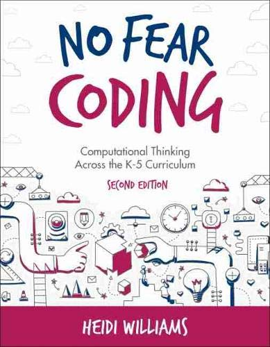 ISTE endorsed book No Fear Coding