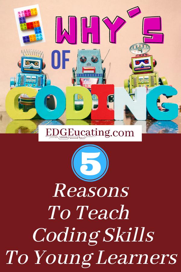 Why Teach Coding Skills