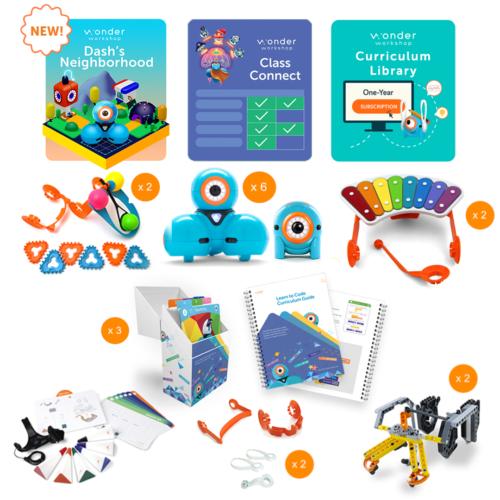 Dash & Dot Classroom Pack