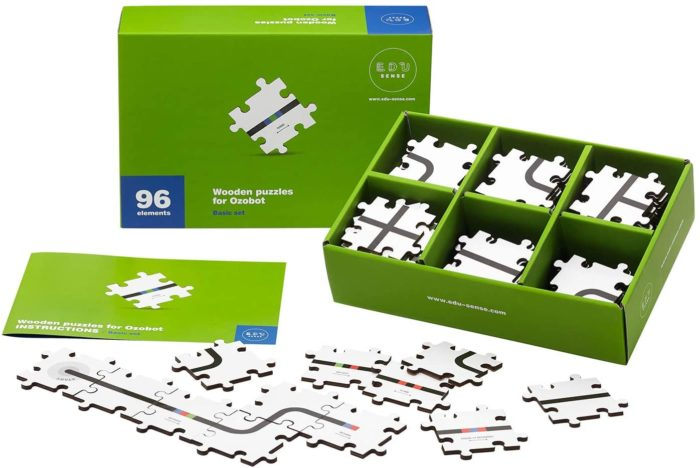 Ozobot Wodden Puzzle set