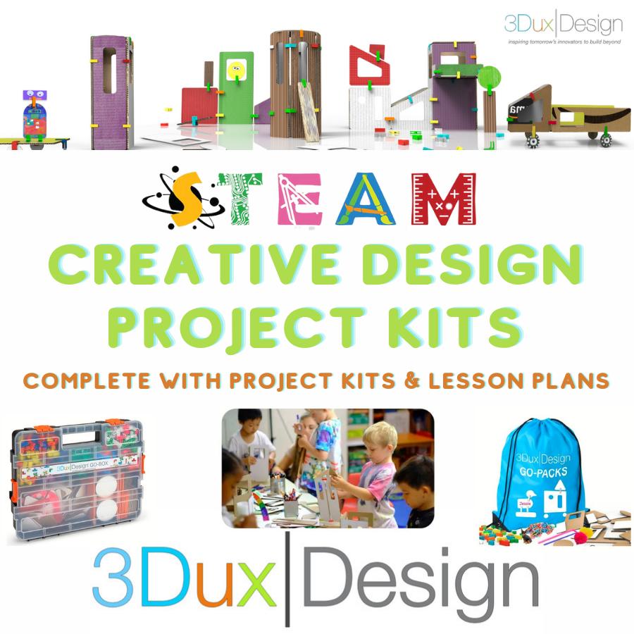 3DuxDesign Kits