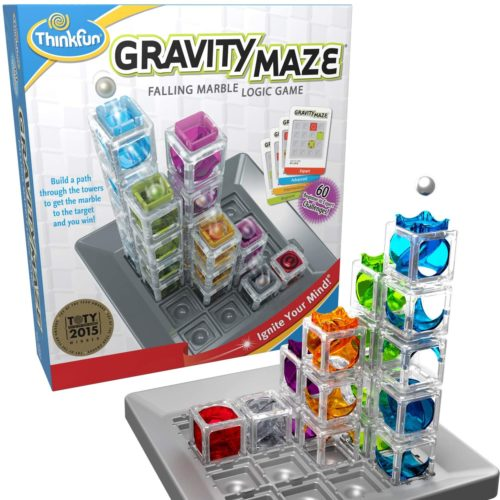 Gravity Maze Marble Run package