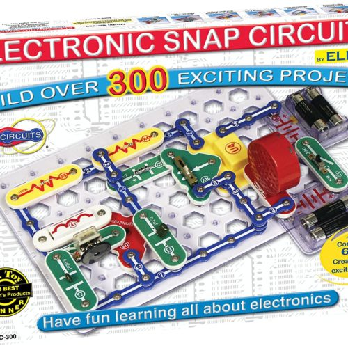 Snap Circuits Classic 300 Kit