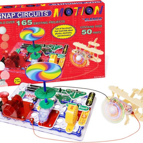 Snap Circuits Motion kit packaging