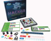 Hacker Cybersecurity Coding Game
