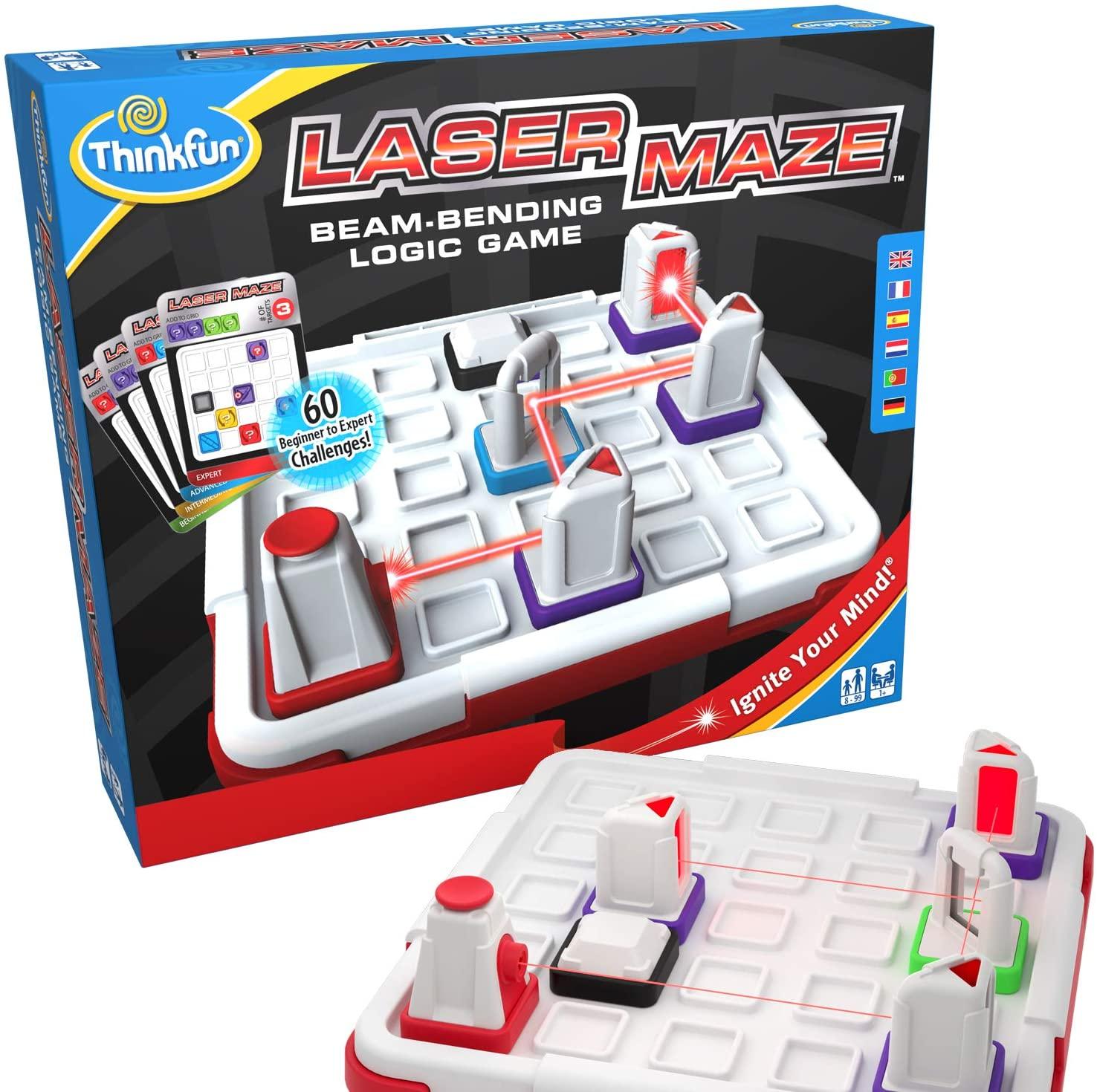 Laser Maze Game from ThinkFun