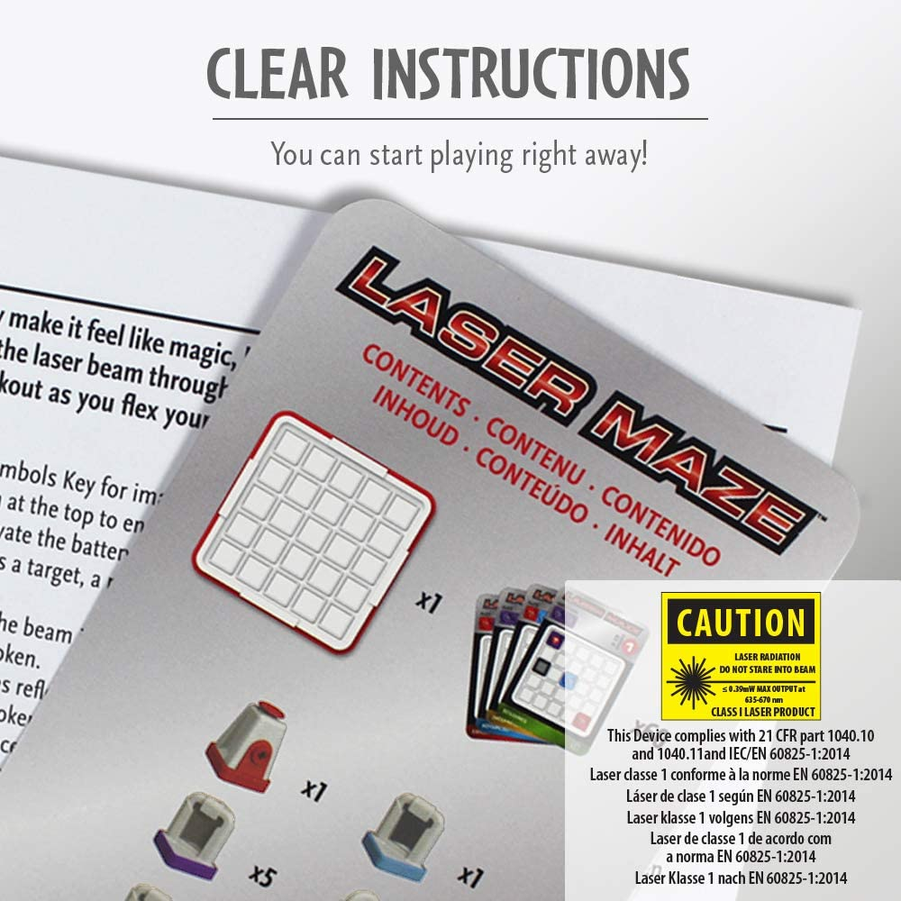 Laser Maze Gam from ThinkFun