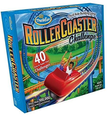Roller Coaster Challenge Game