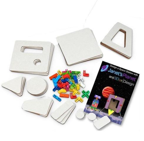 3DuxDesign kit options