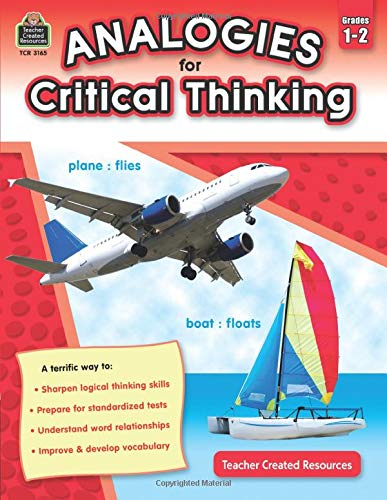 Analogies for Critical Thinking Cover