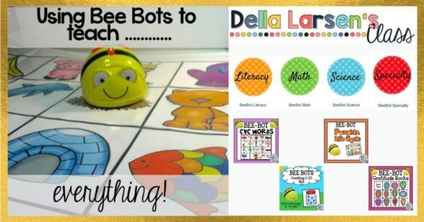 Della Larsen's Instructional Bee-Bot Mats