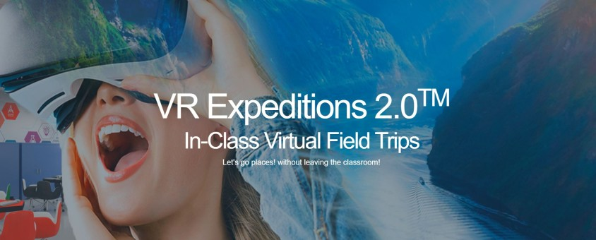 VR Expeditions 2.0