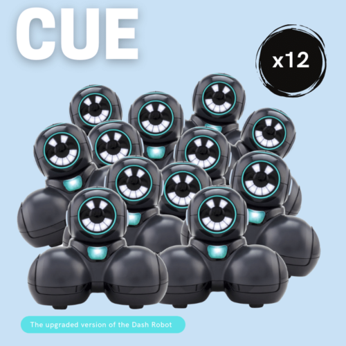 Wonder Workshop's Cue Robot 12 pack