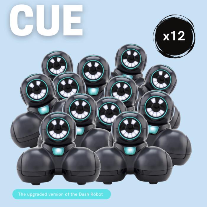 Wonder Workshop's Cue Robot 12 pack