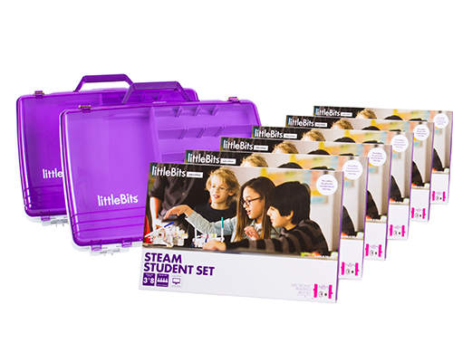 LittleBits STEAM Education Class Pack