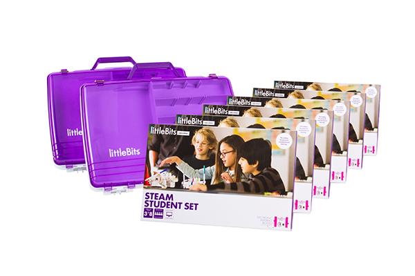 LittleBits STEAM Education Class Pack