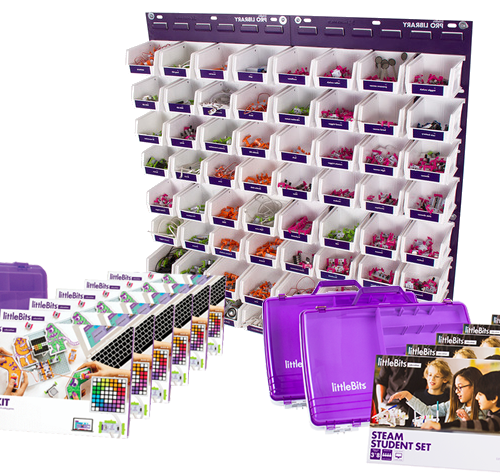 LittleBits School Solution Kit