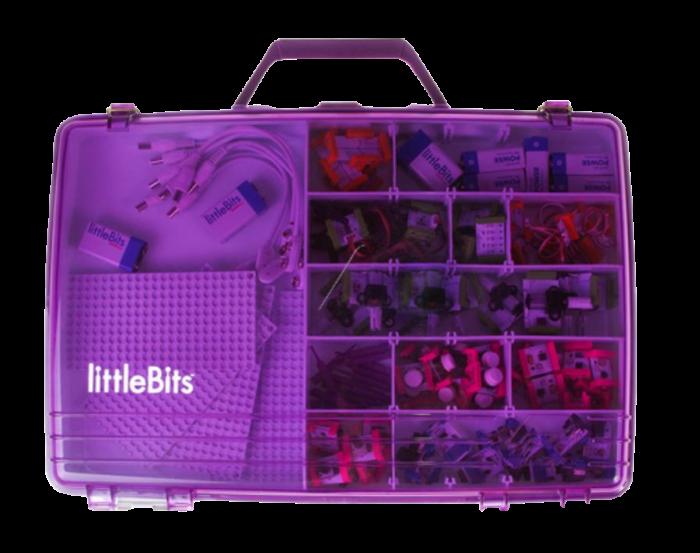 LittleBits Workshop Set
